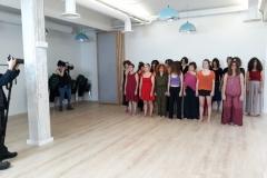 Cuerpo y Movimimiento con Marina Santo en Nubya. Danza Experimental Contemporánea.
