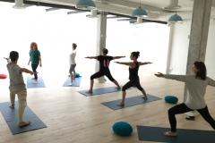 Yoga Integral en Nubya con Pedro Junguitu.