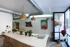 Tea room en Nubya. Coworking.